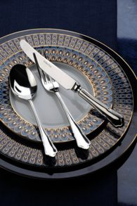 Arthur Price Dubarry stainless steel 7 pce place setting