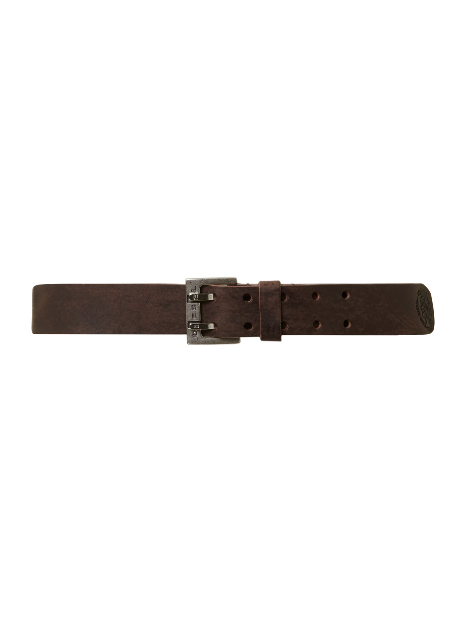 Bitwo double prong belt