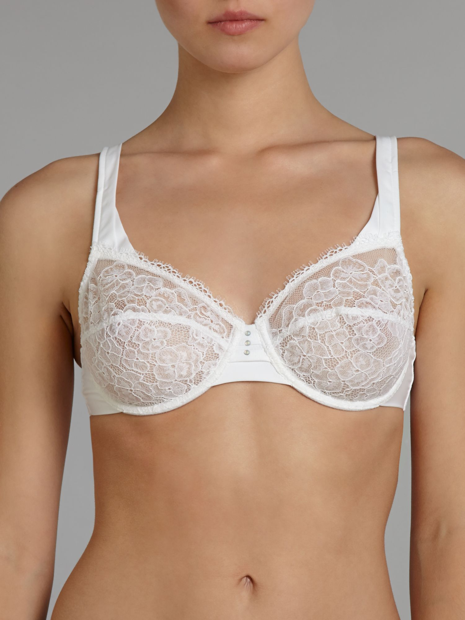 Pensees underwired bra
