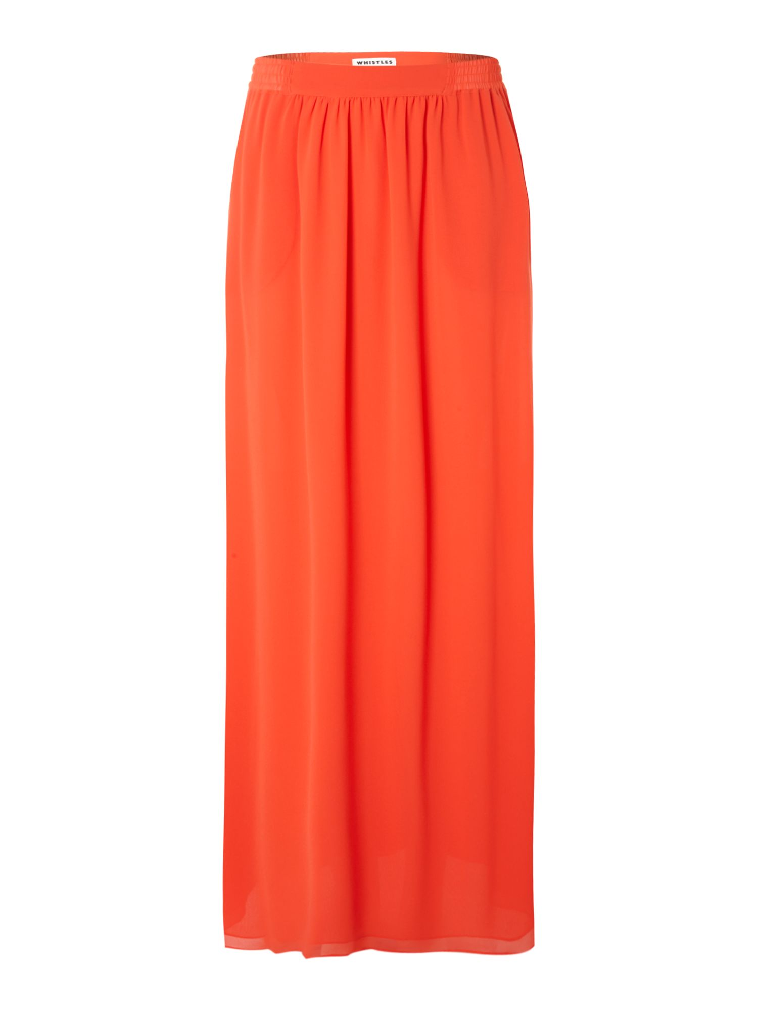 Isabel maxi skirt