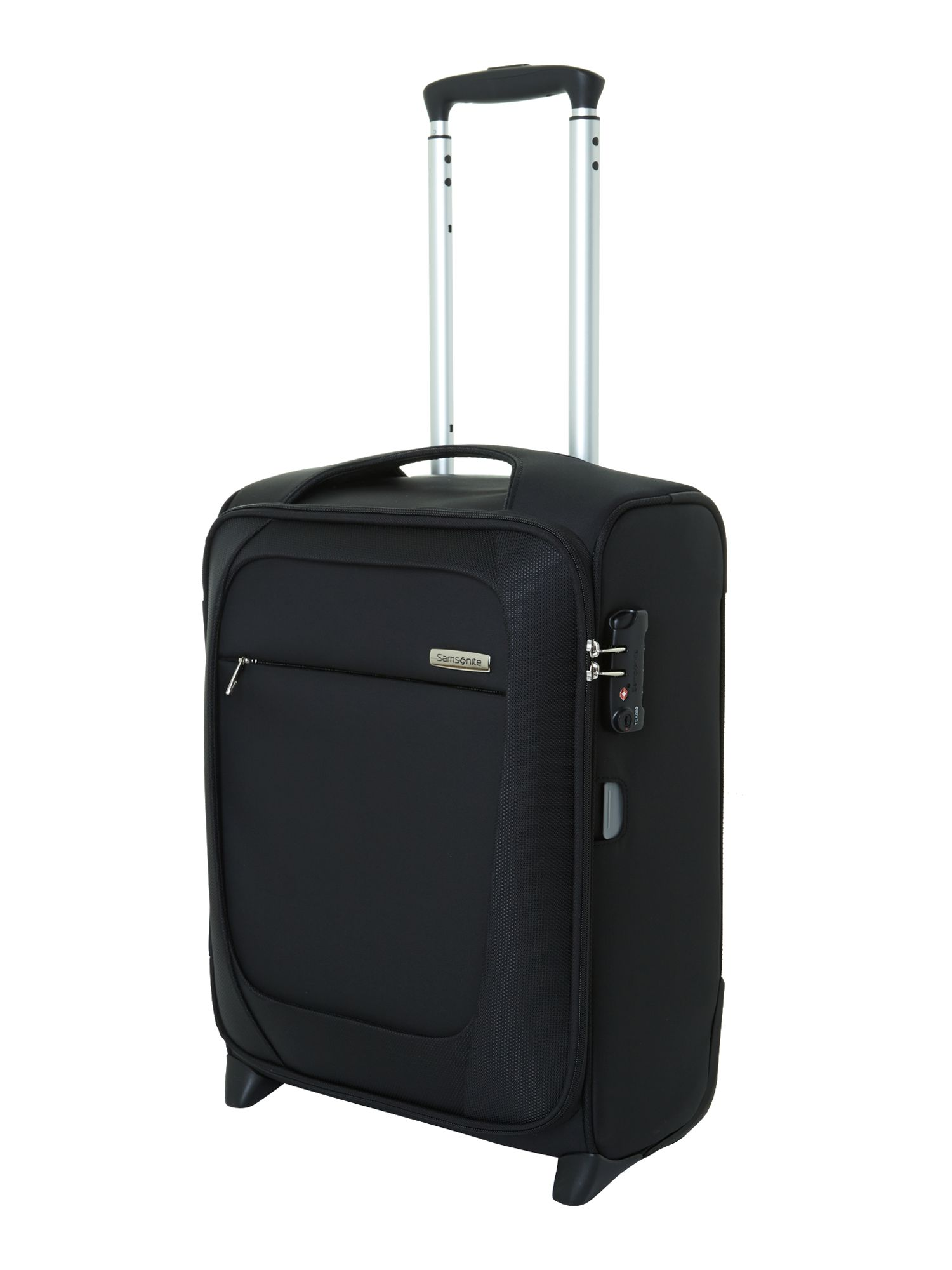 New B-Lite 2-wheel black cabin suitcase