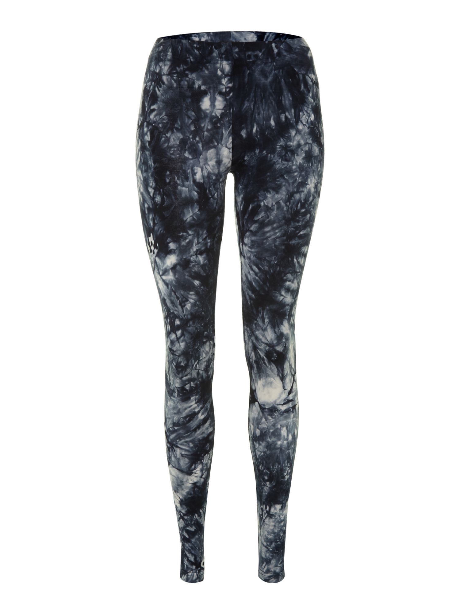 Cloudy print leggings