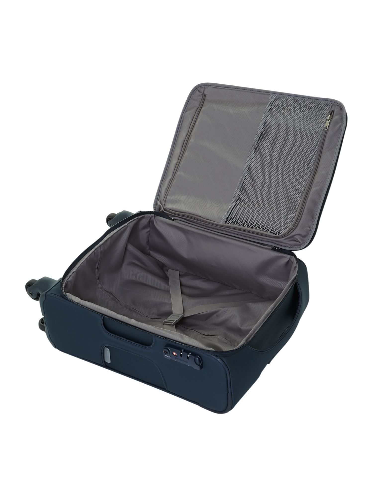 New B-Lite 4-wheel cabin suitcase