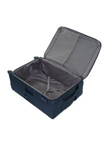 New B-Lite 4-wheel blue large suitcase