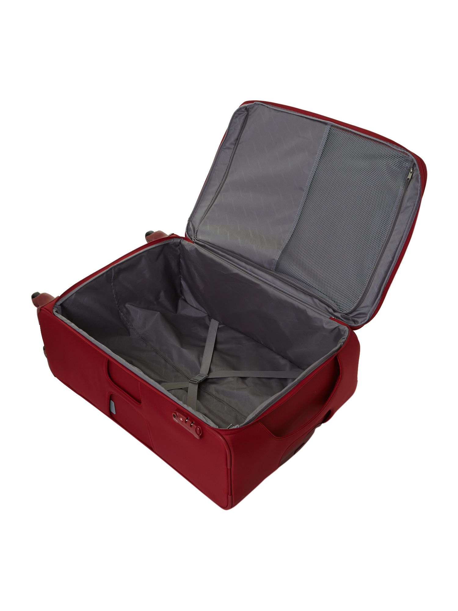 New B-Lite 4-wheel large suitcase