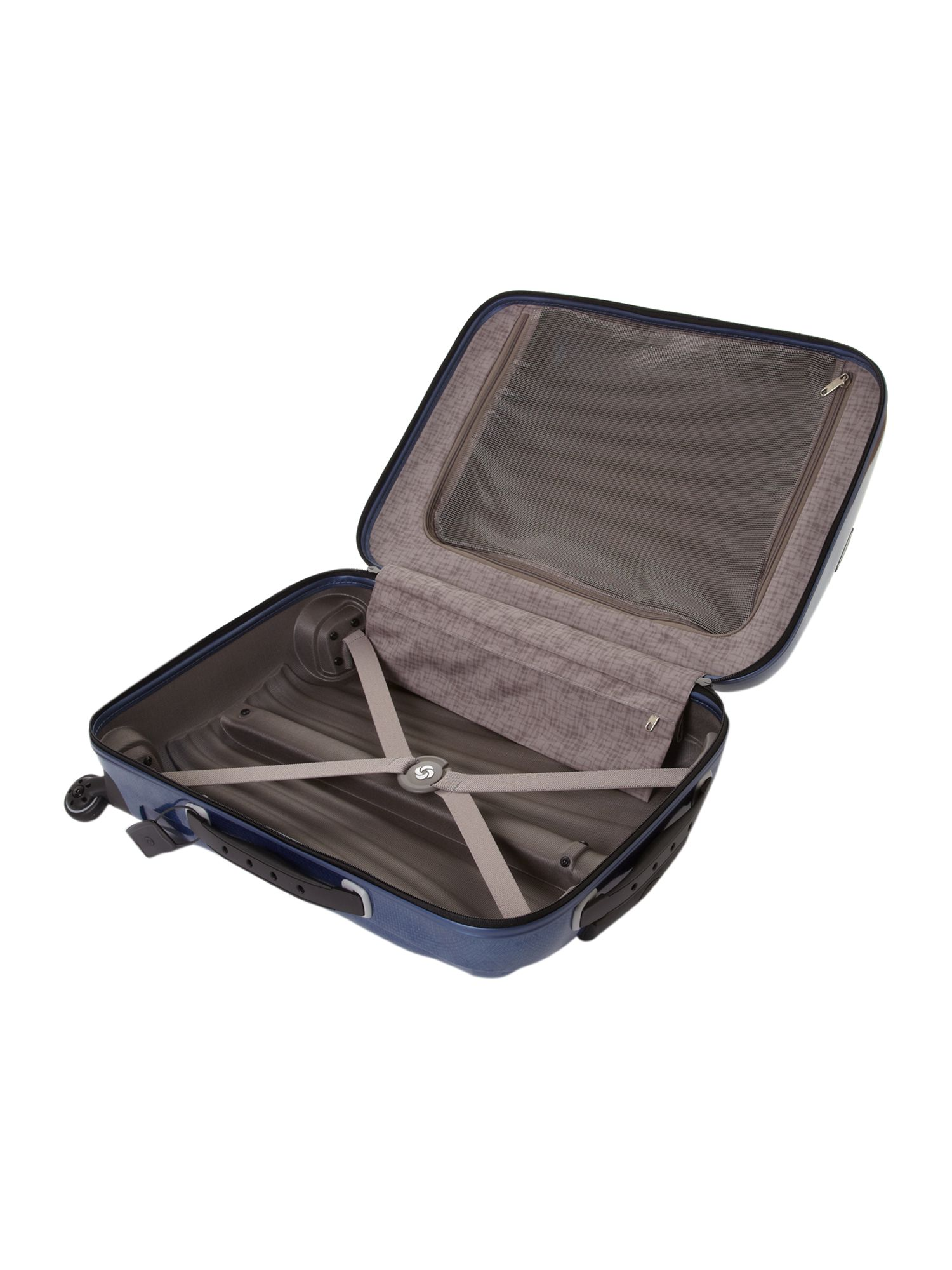 New cosmolite 4-wheel cabin case