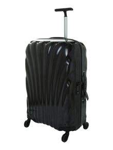 Samsonite New cosmolite 4-wheel black medium suitcase