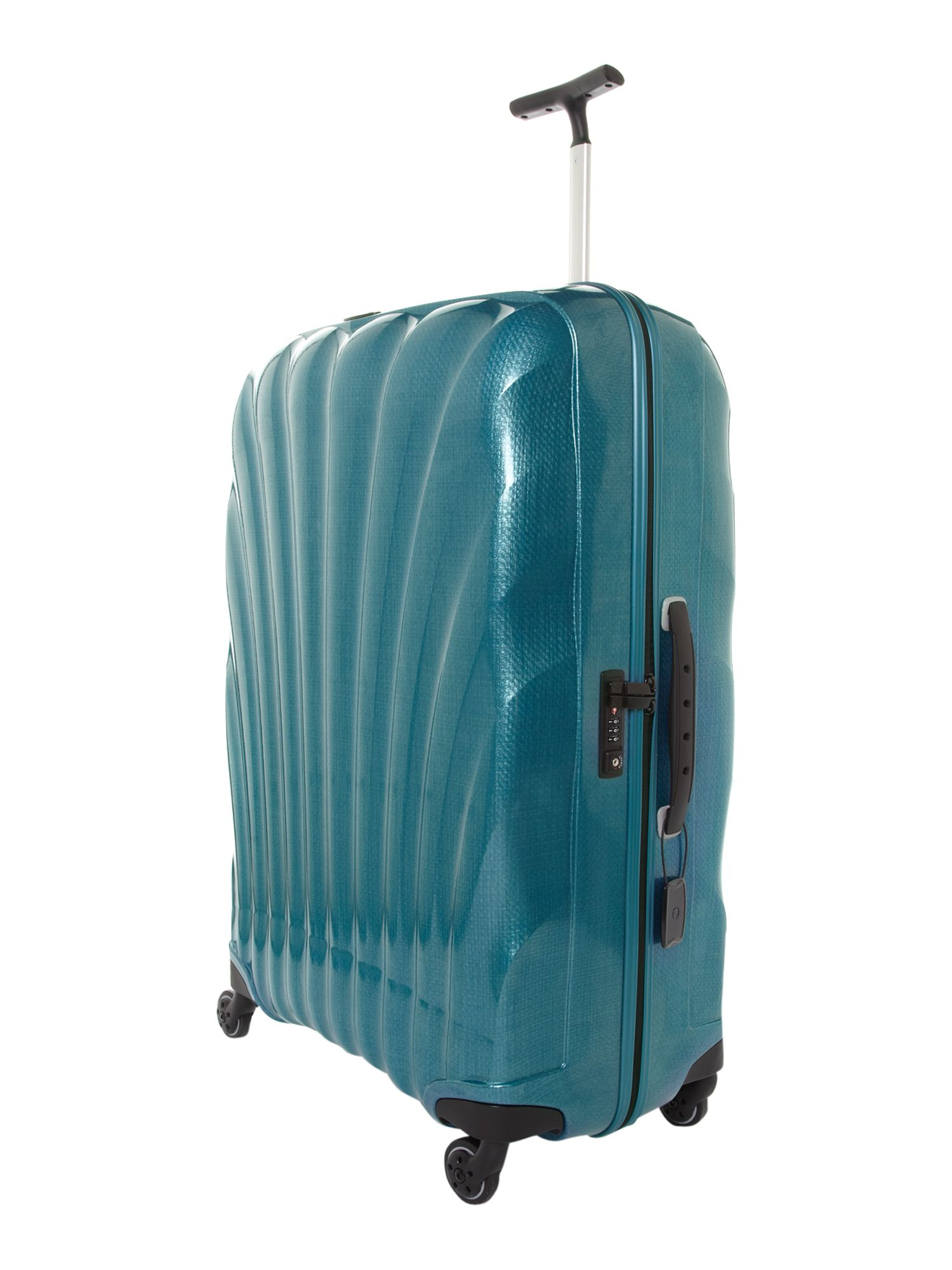 New cosmolite 4-wheel large suitcase