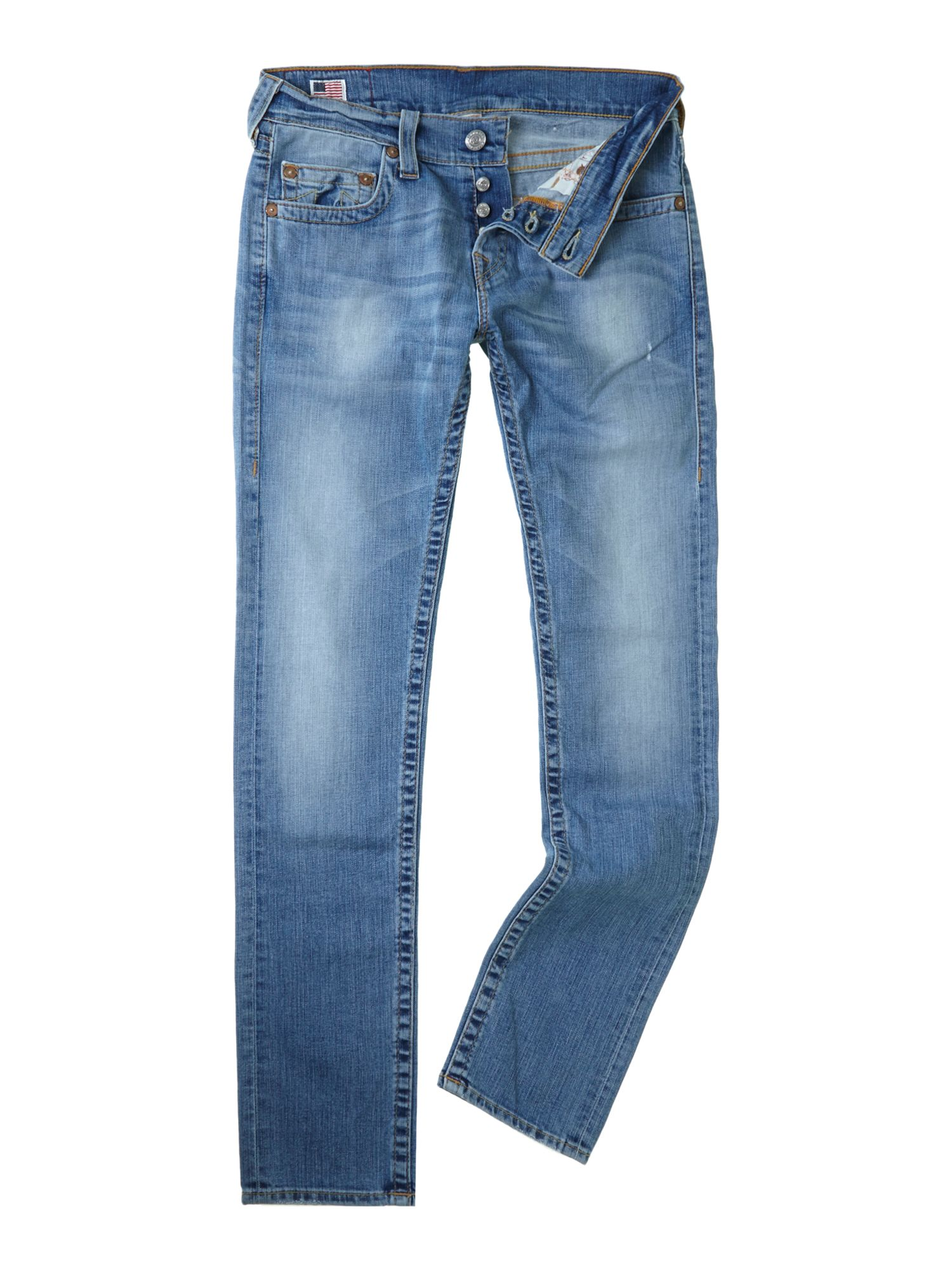 Rocco light wash jeans
