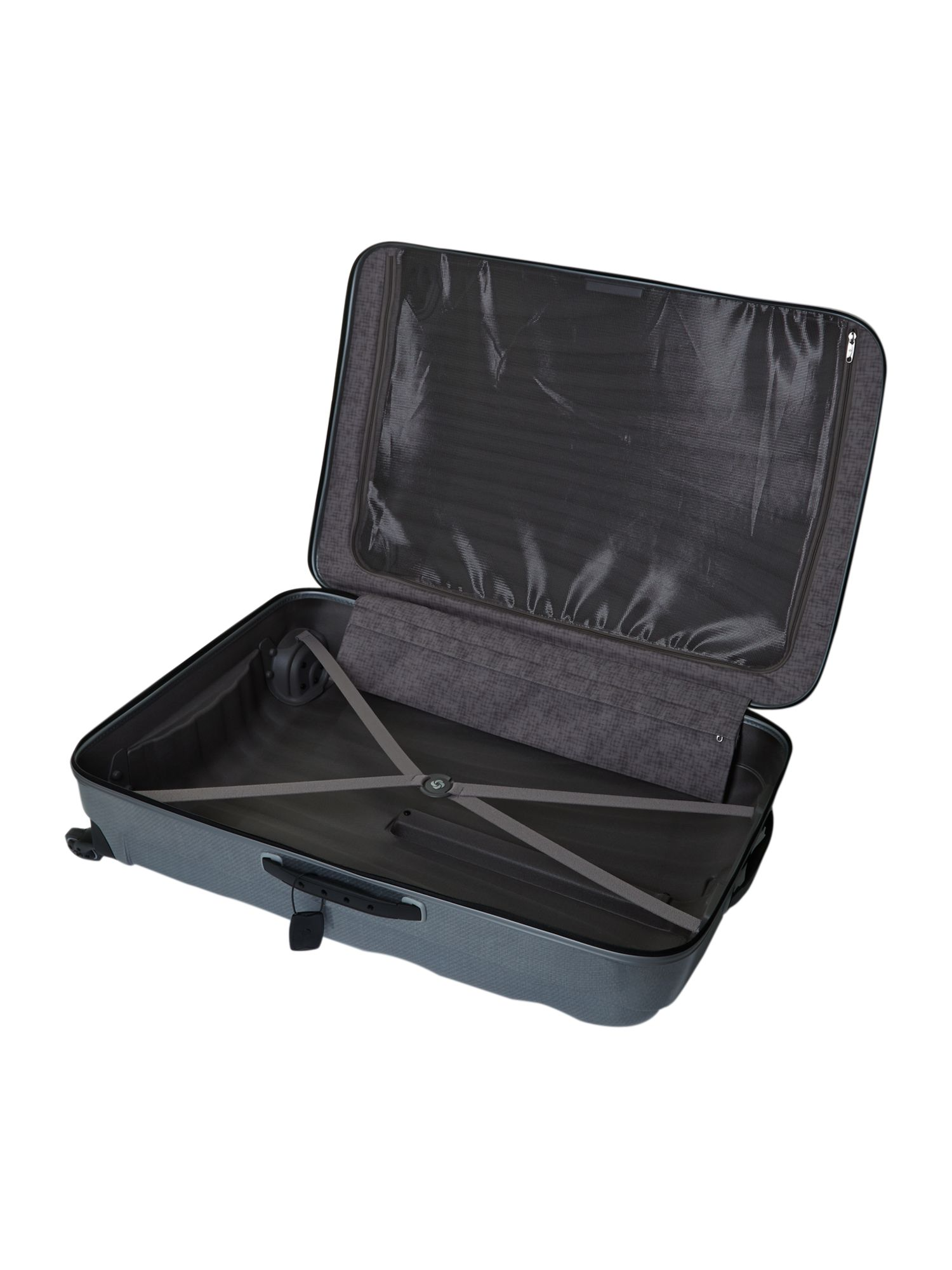 New Cosmolite 4-Wheel Extra Large Suitcase