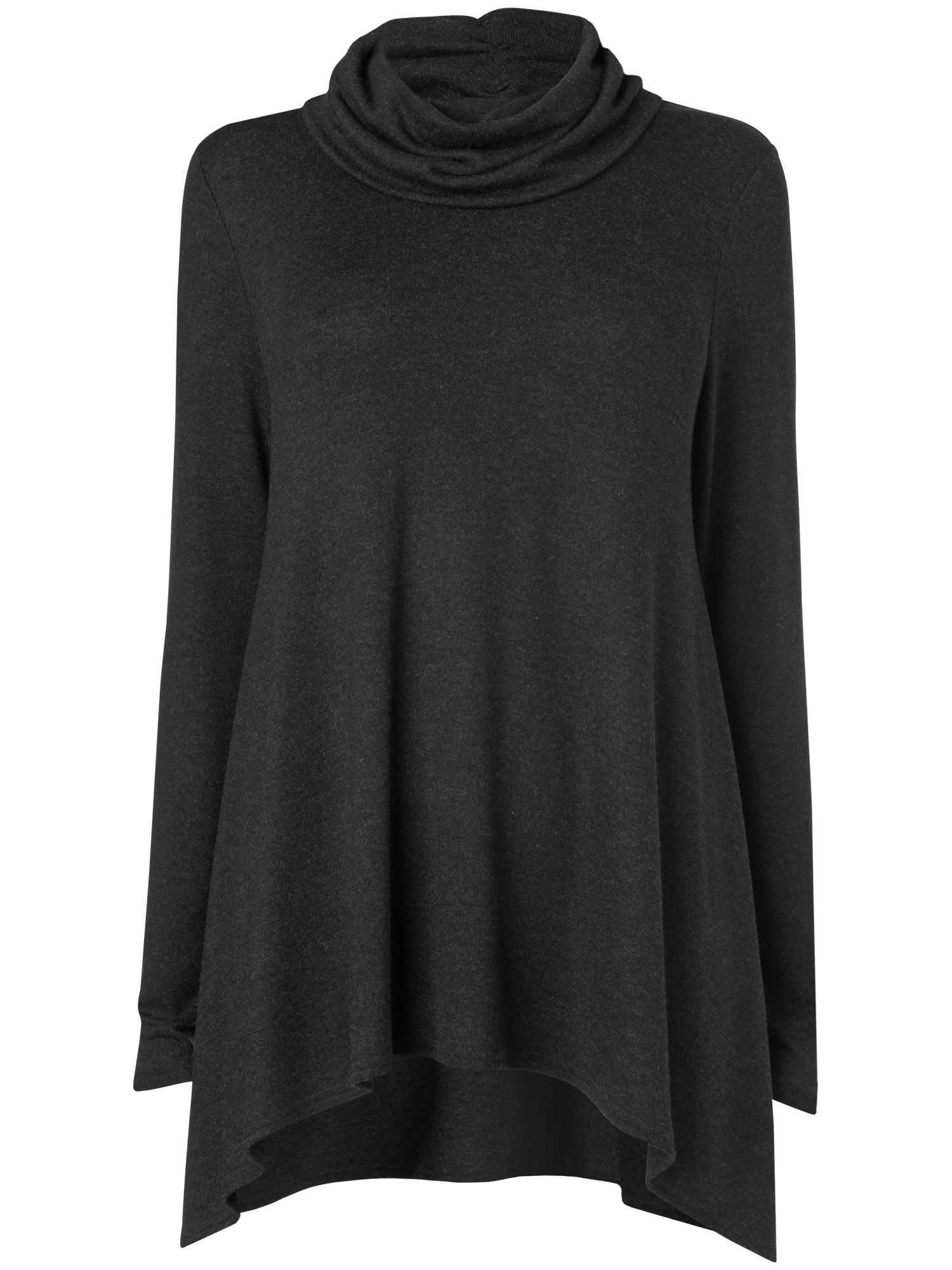 Nora roll neck top