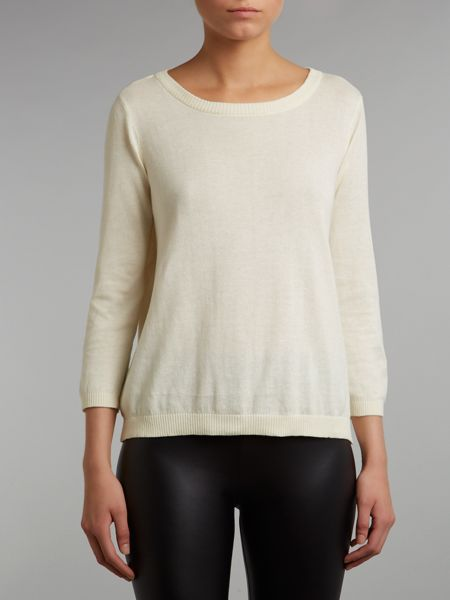 Vero Moda Christal chiffon back top
