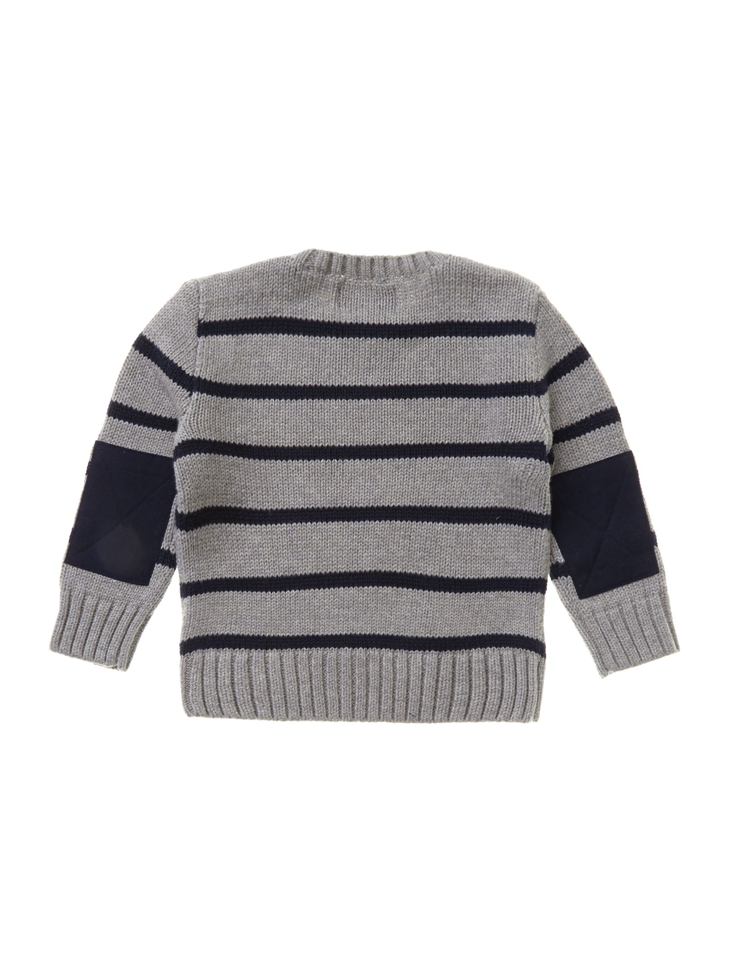 Boy`s stripe jumper