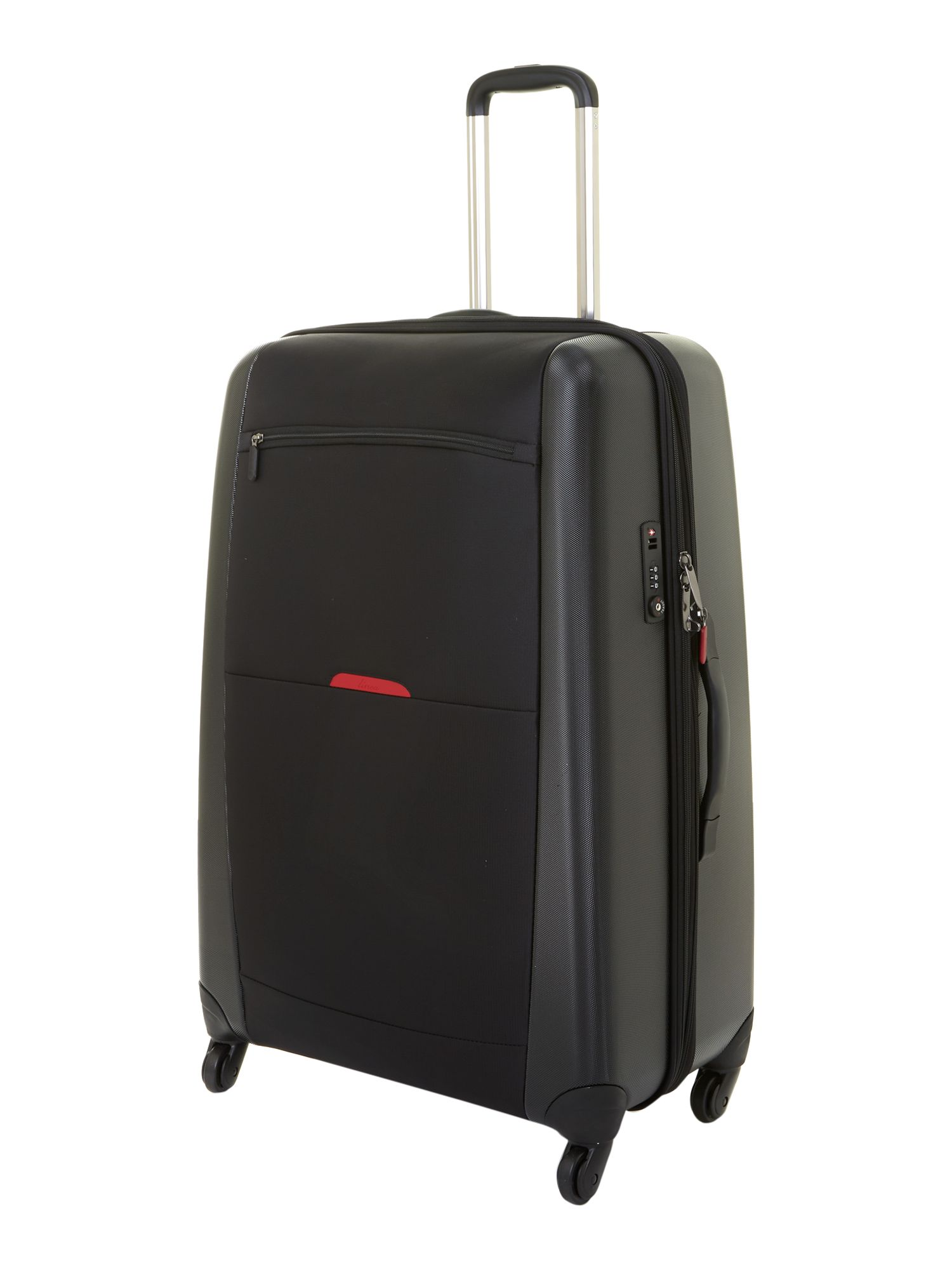 New Hylite 4-Wheel Large Suitcase