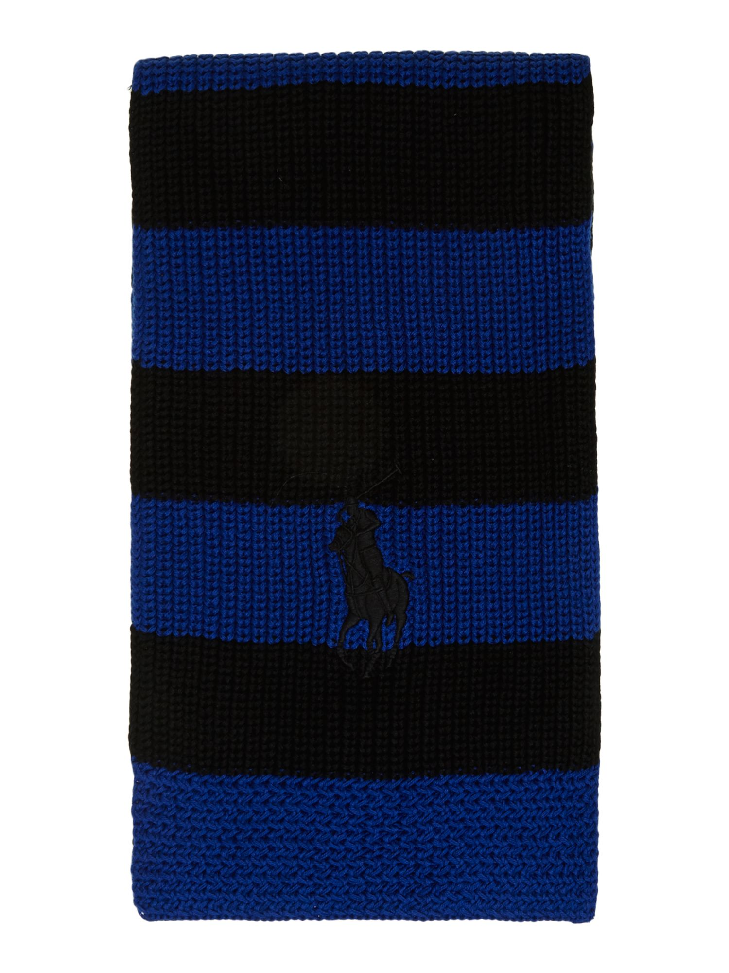 Boy`s stripe scarf