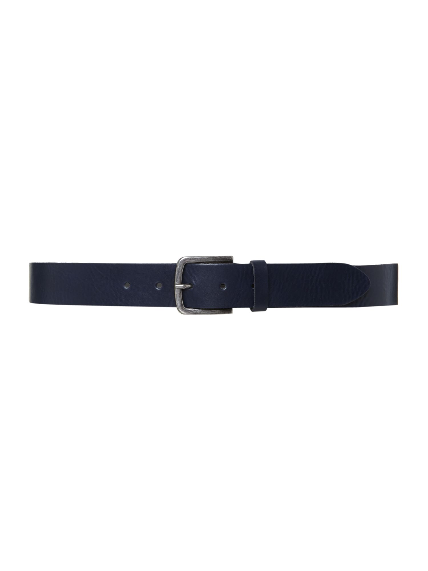 Soft blue belt