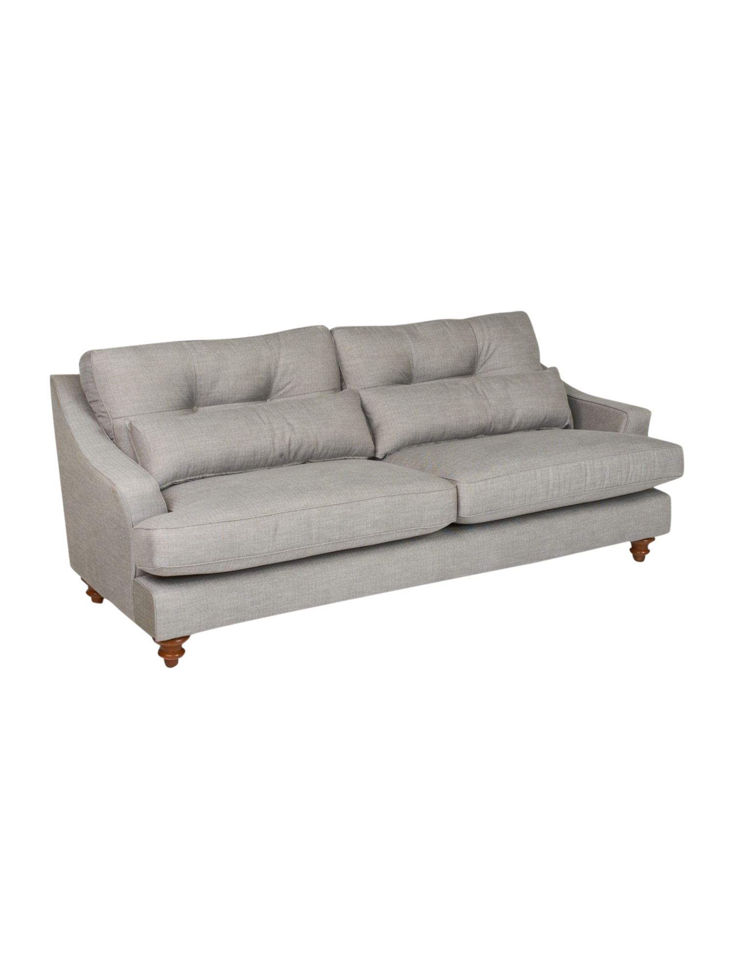 Portland large 3 seater sofa
