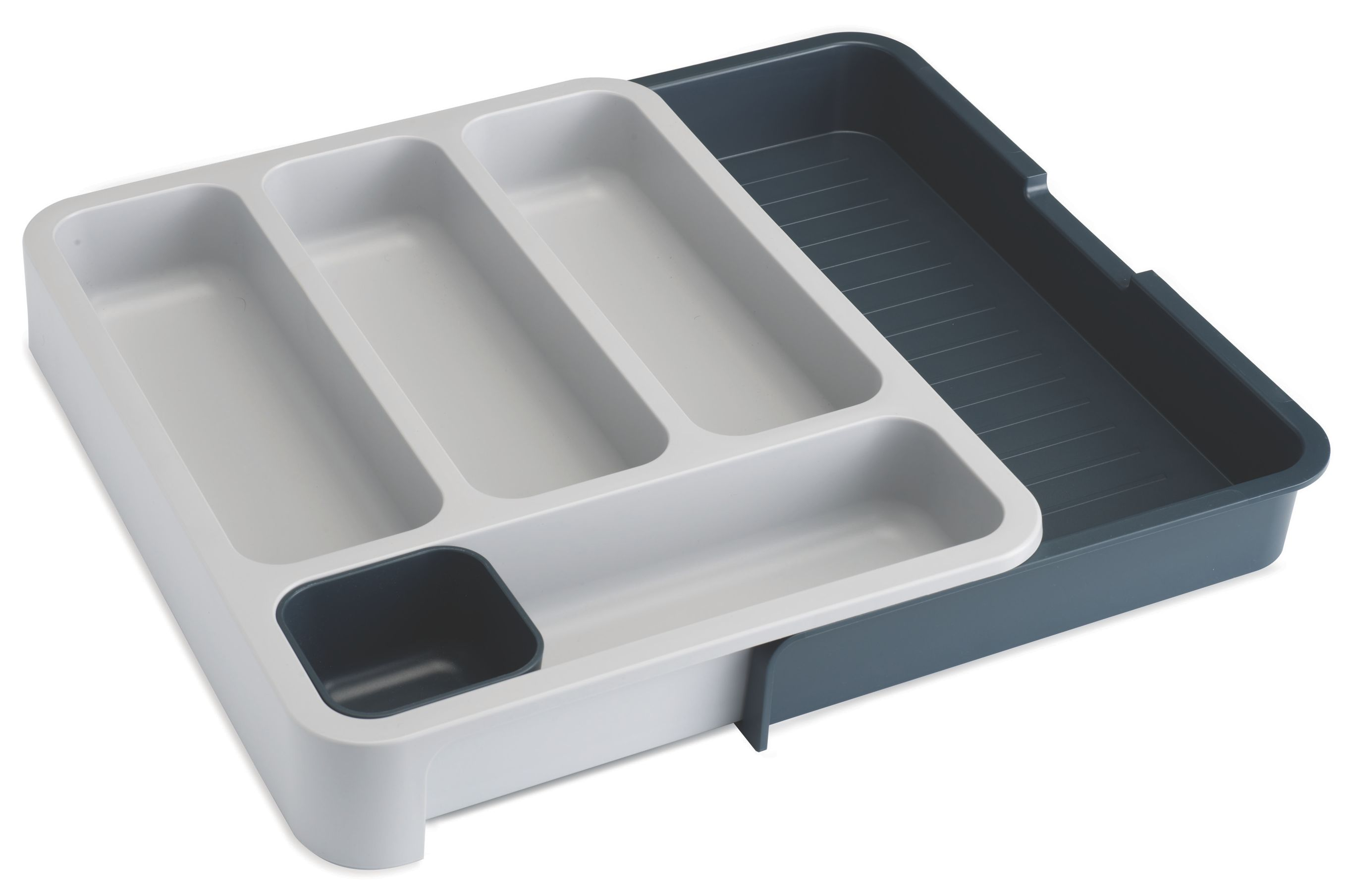 Joseph Joseph DrawerStore with Cutlery Tray  Grey Grey