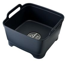 Wash&Drain washing up bowl -Grey