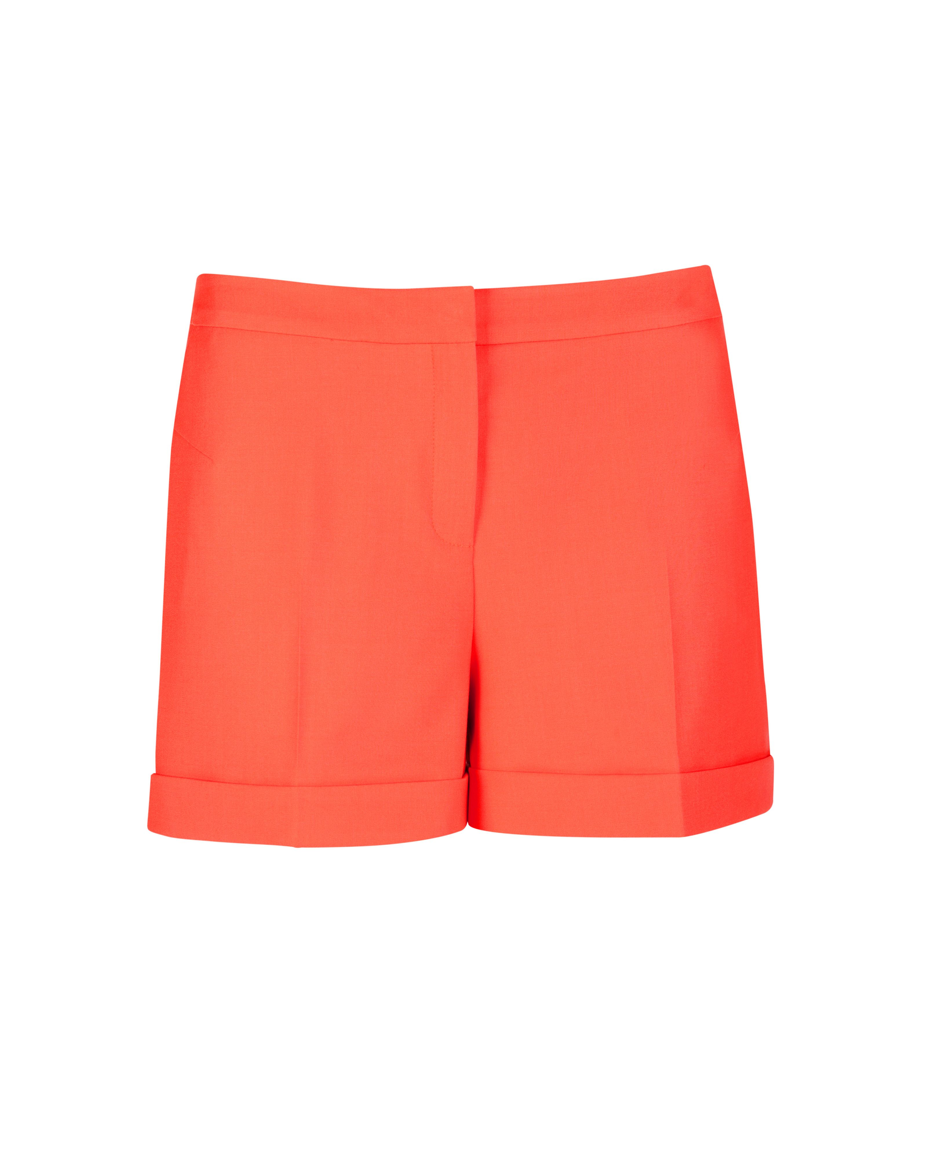 Simitas neon tailored shorts