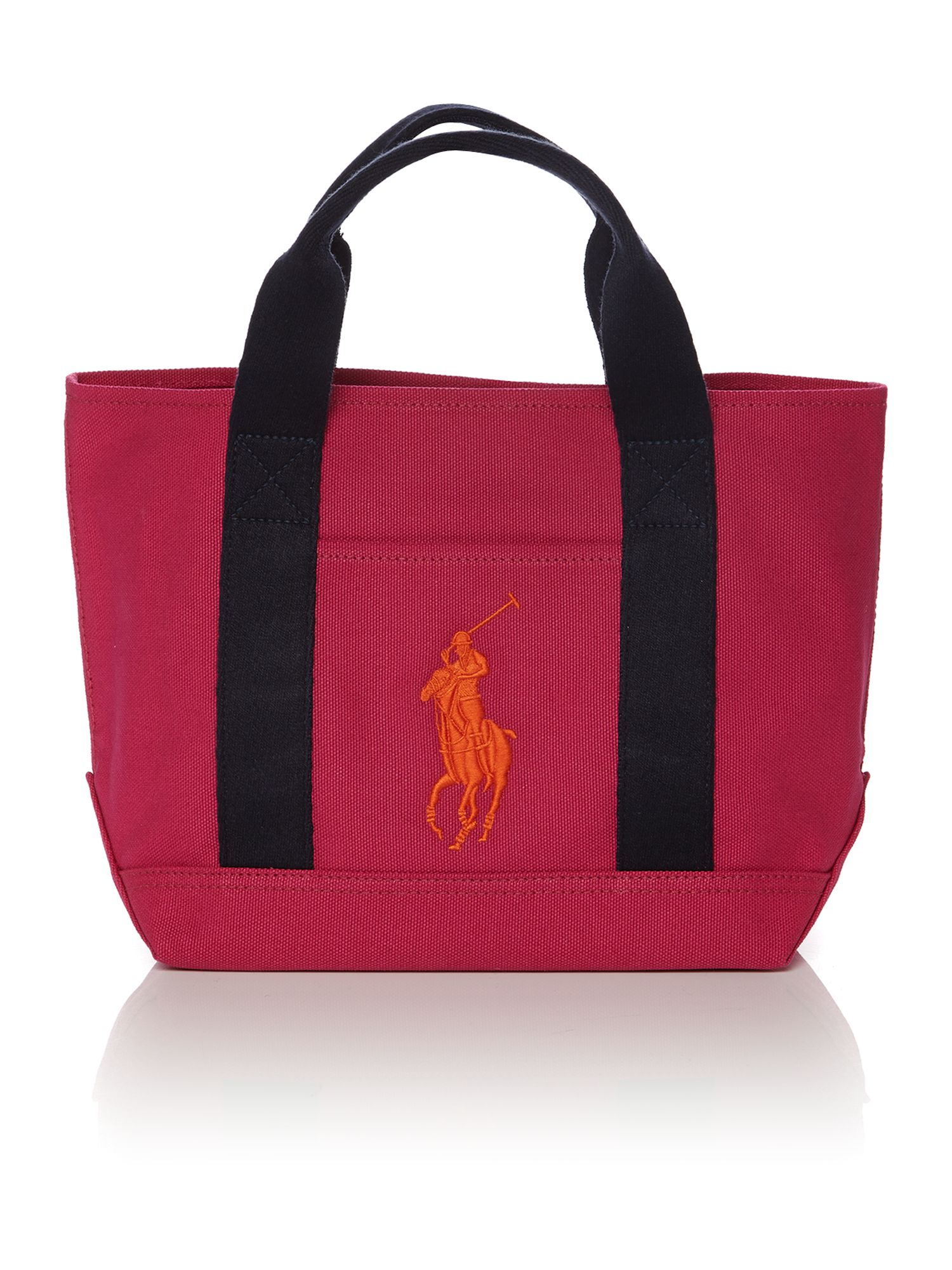 Girl`s large pony shopper bag