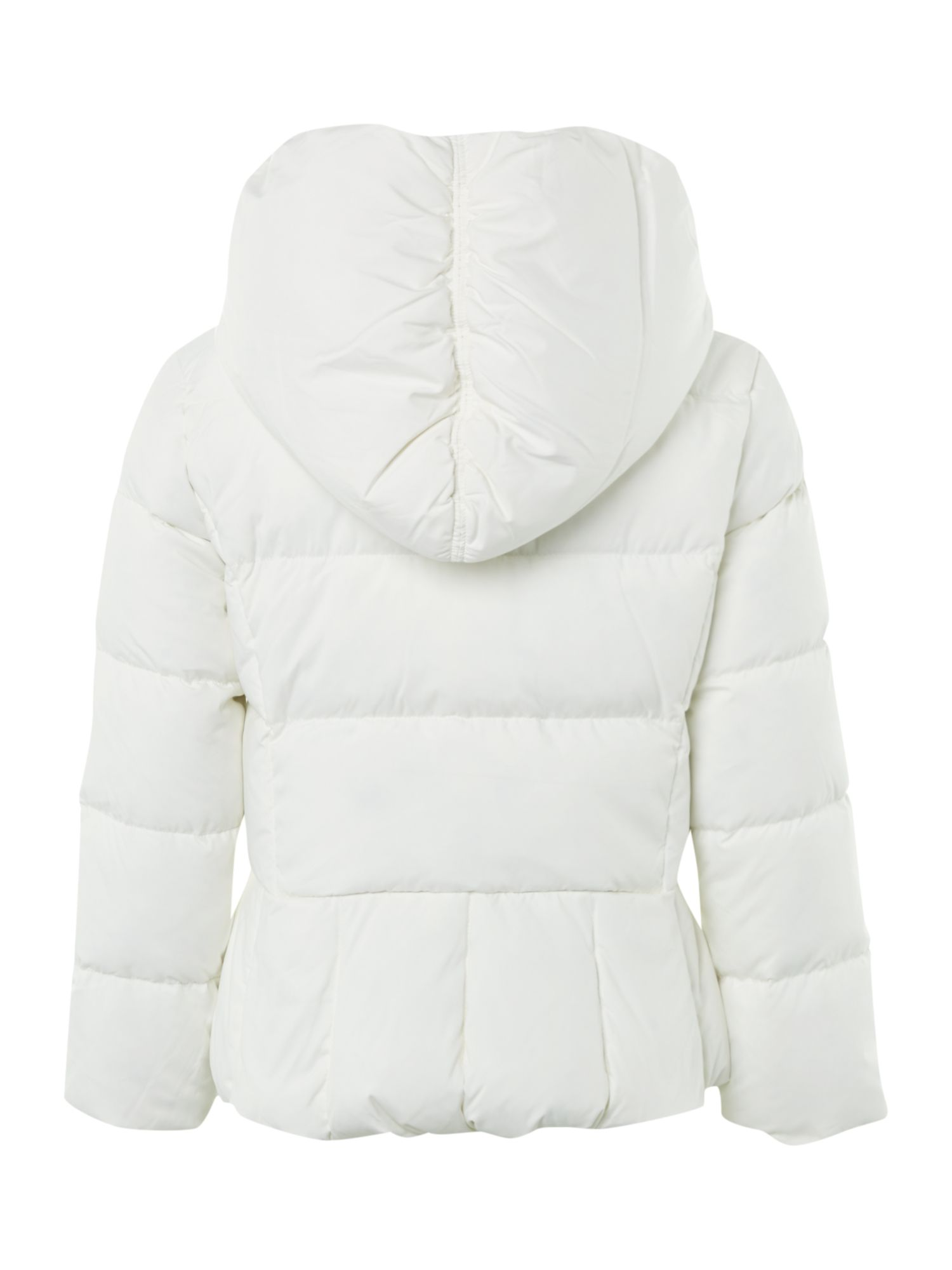 Girl`s padded coat