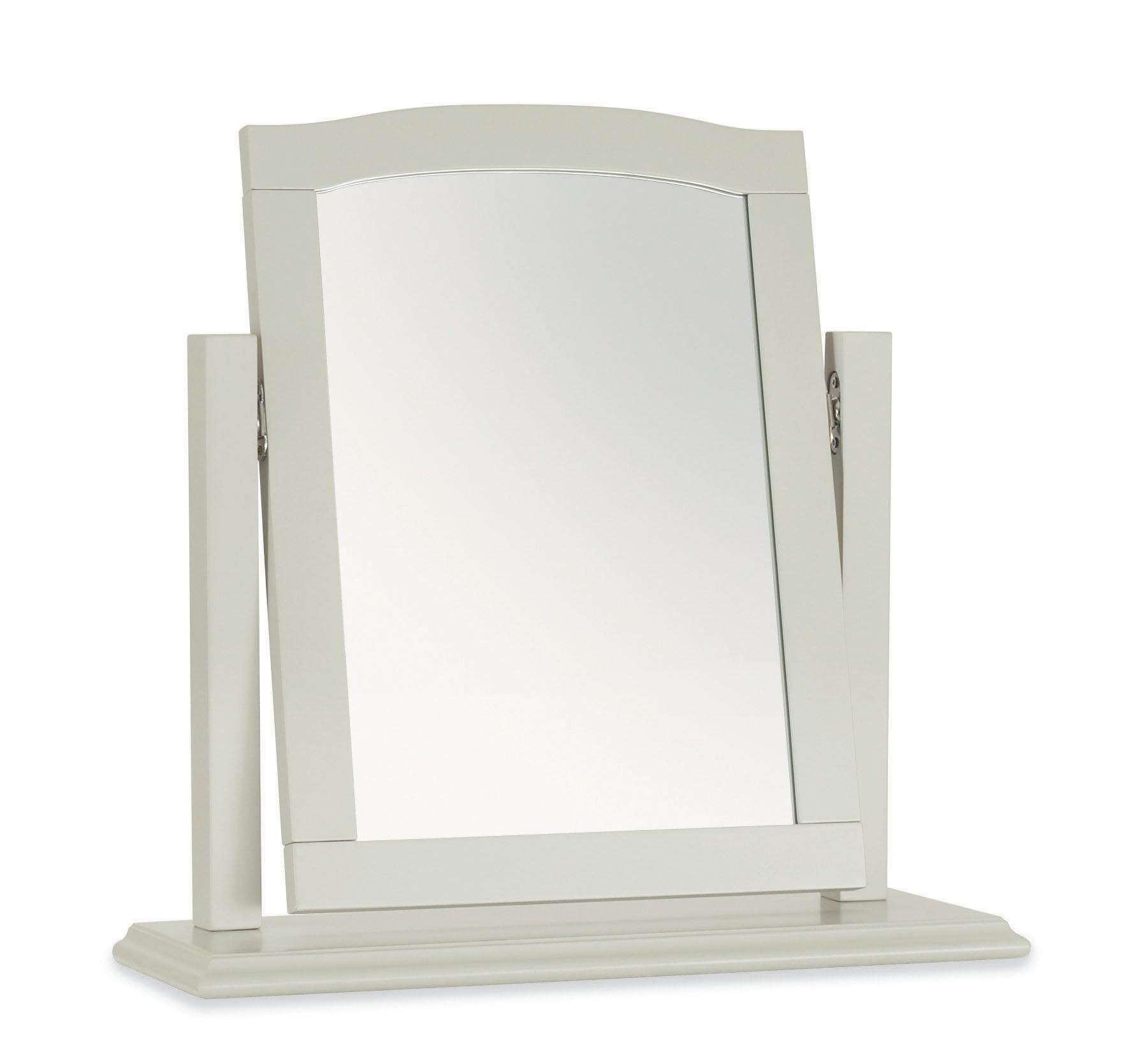 Cotton vanity mirror