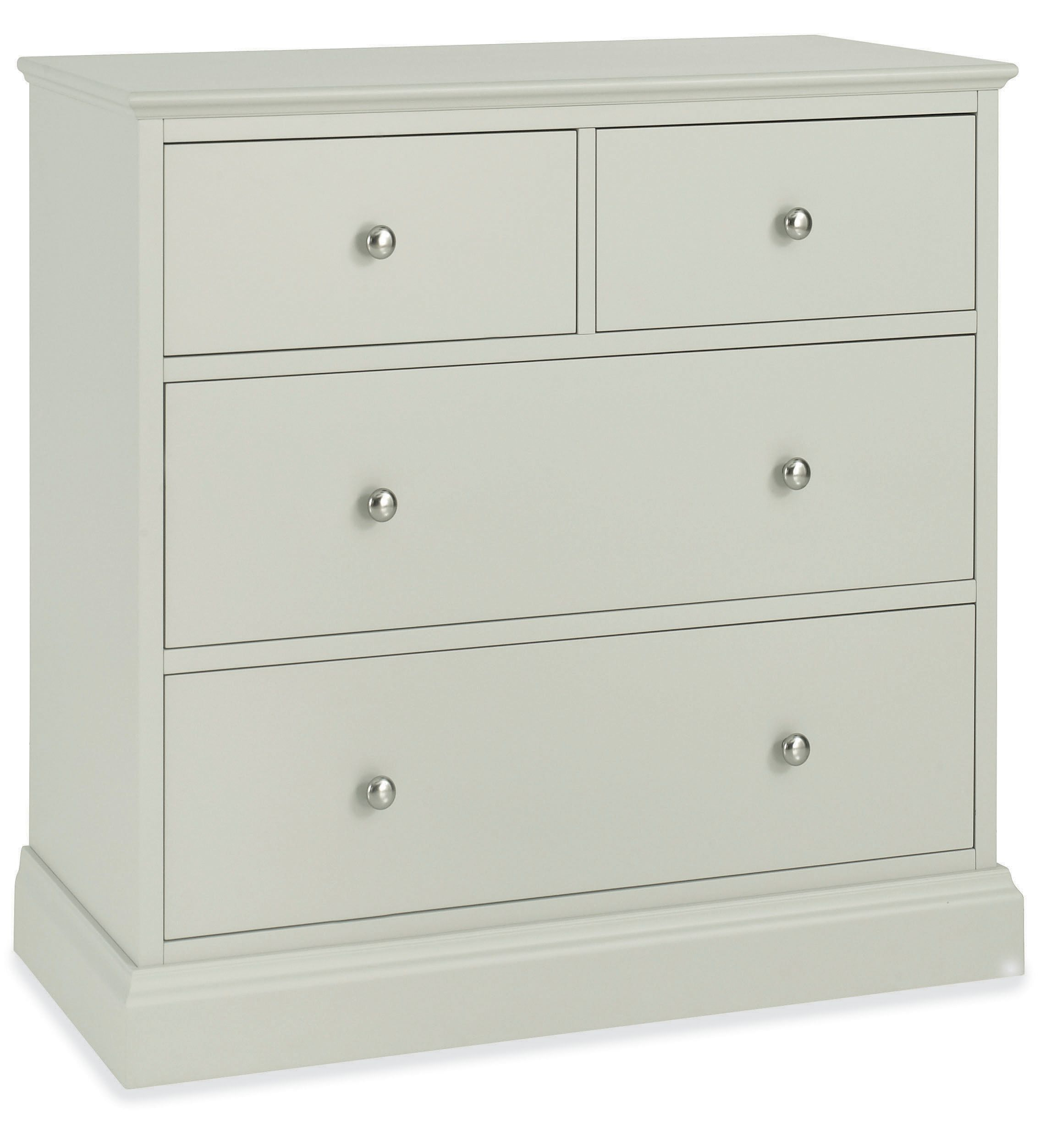 Cotton 4 drawer chest