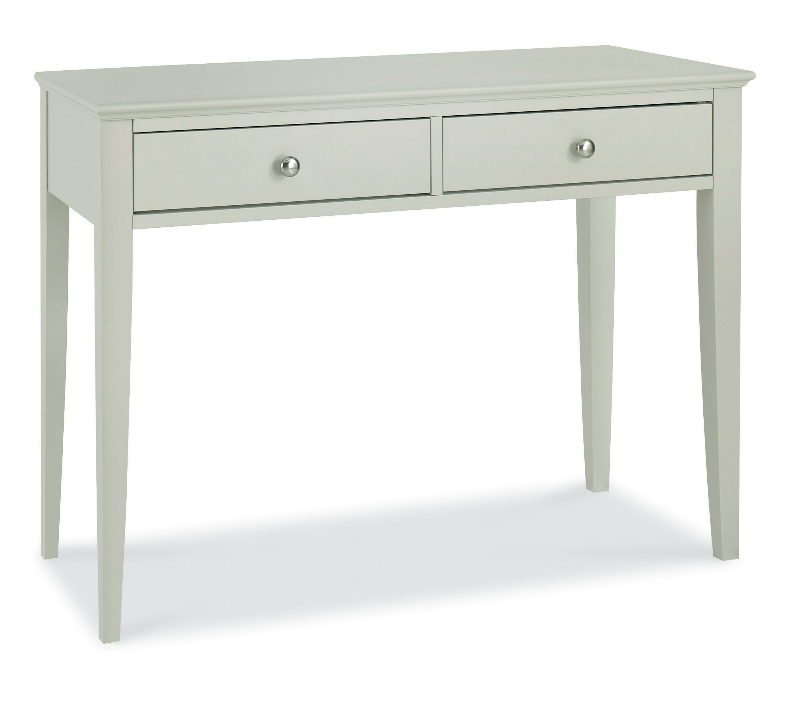 Cotton dressing table
