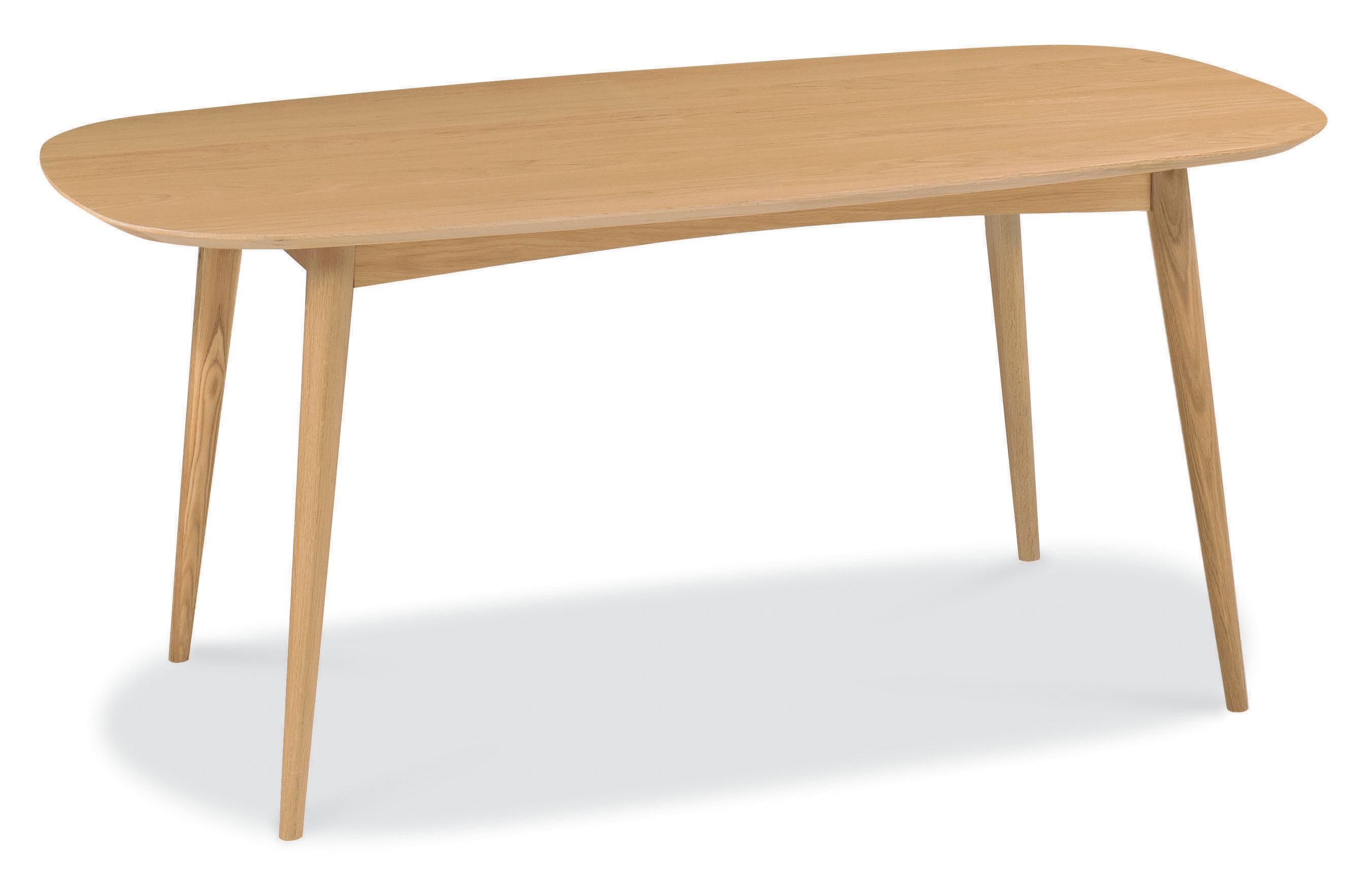 Dean Oak 6-8 dining table