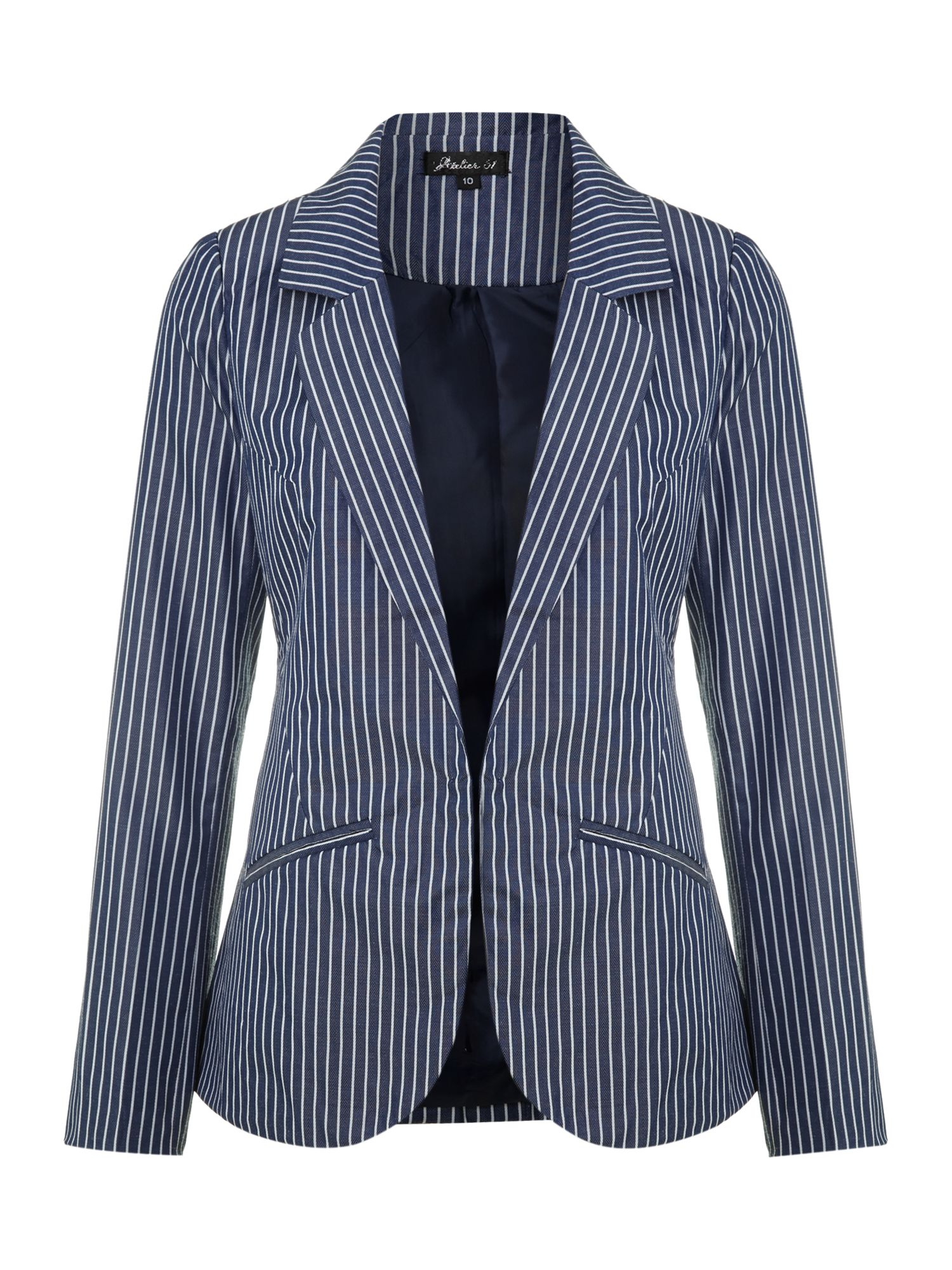 Pin Stripe Blazer