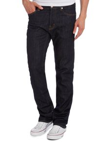 Standard stretch rinse jeans