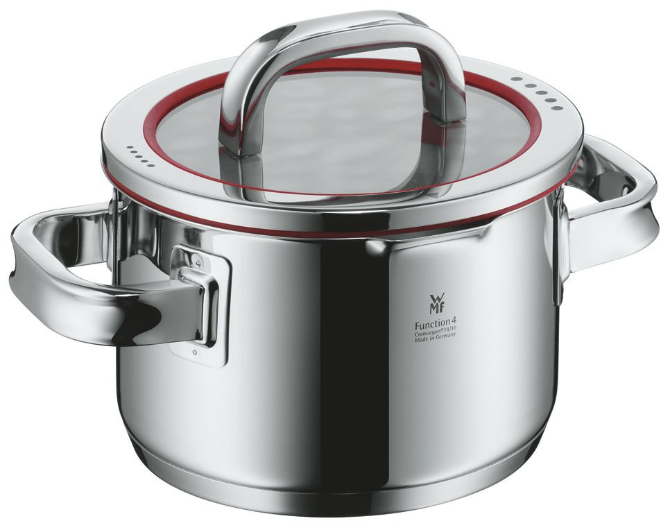 WMF WMF Function 4 high casserole with lid