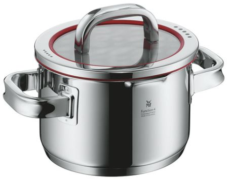 WMF Function 4 high casserole with lid