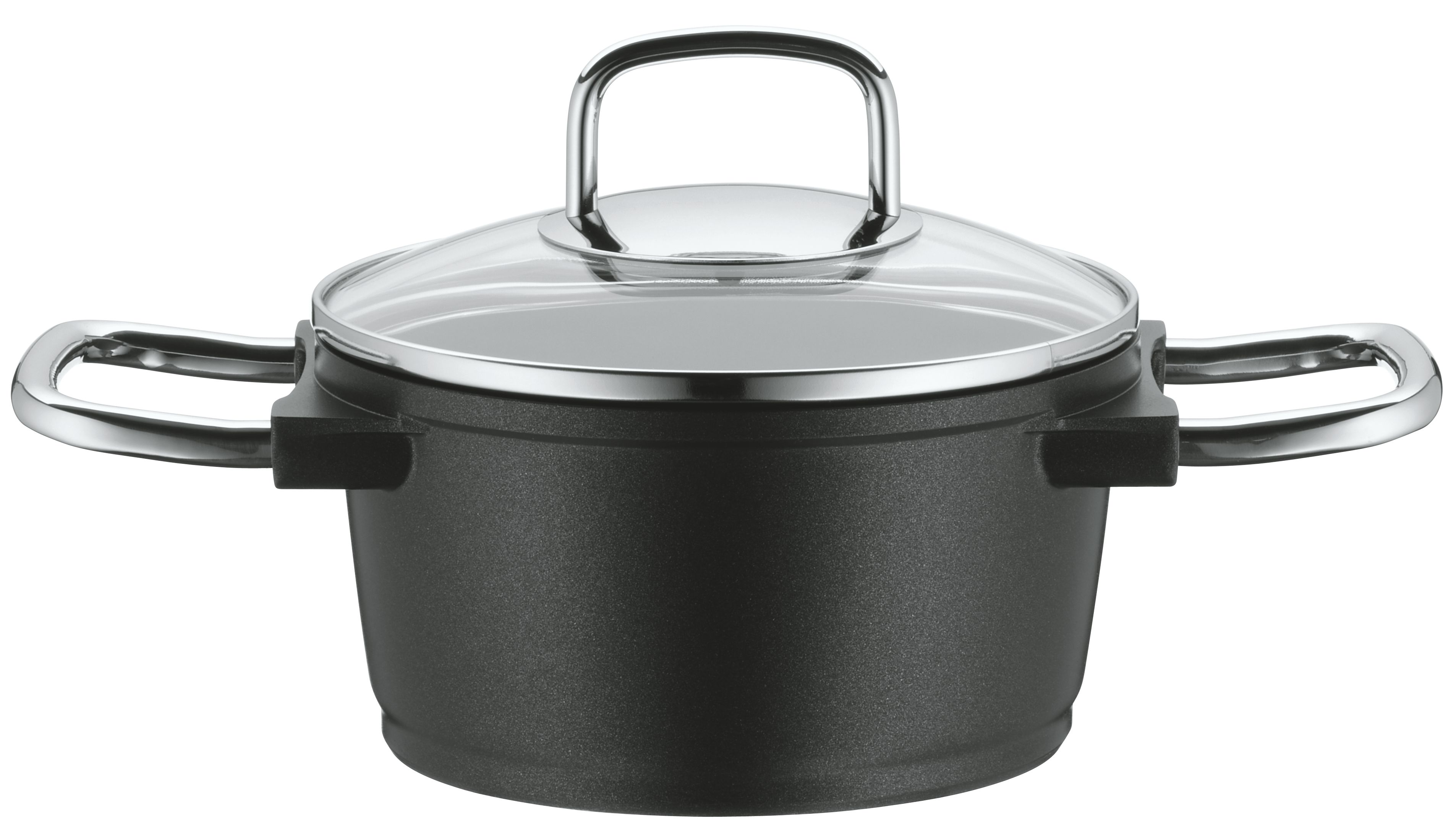 WMF WMF Bueno induction high casserole with glass lid