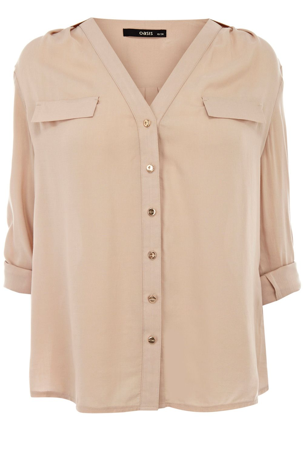 Safari viscose blouse