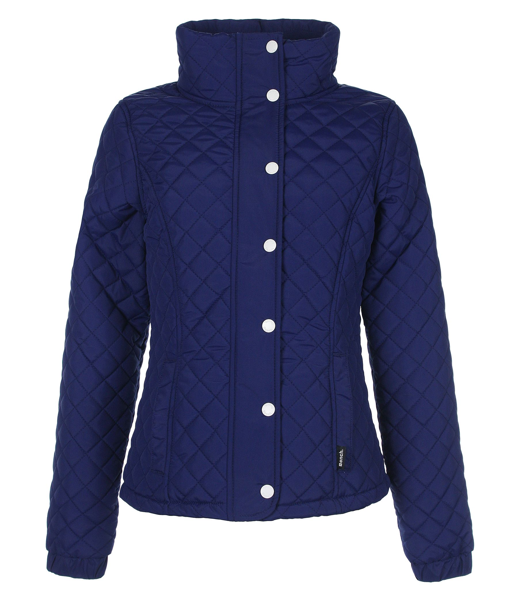 Girl`s quilted jacket