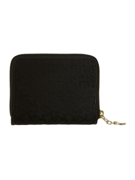 DKNY Small black coin purse