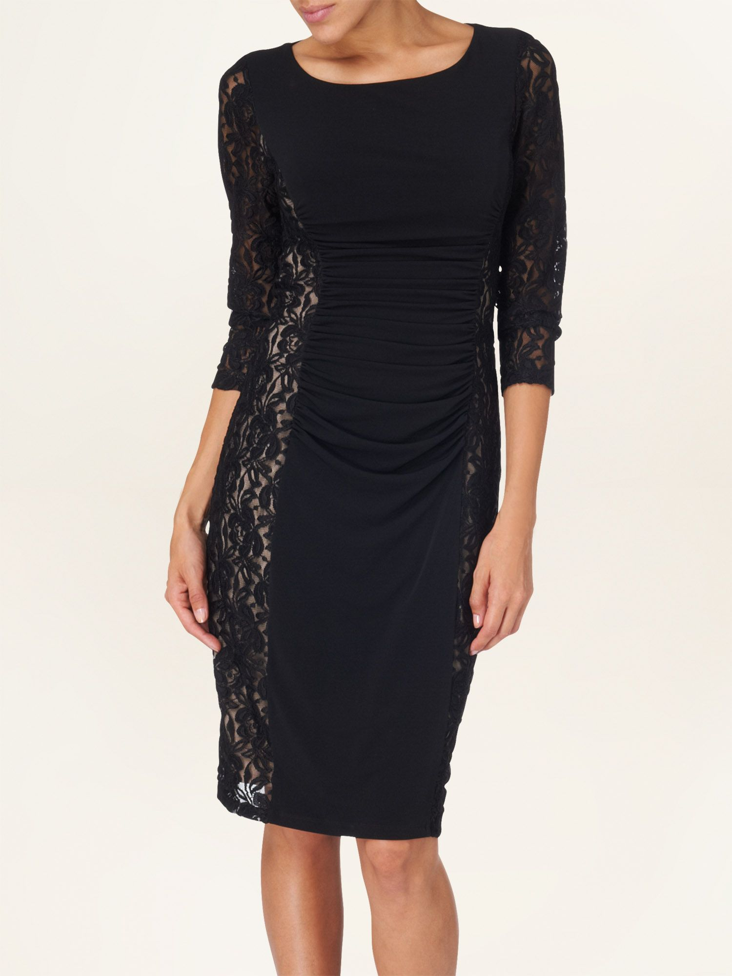 Latoya lace dress