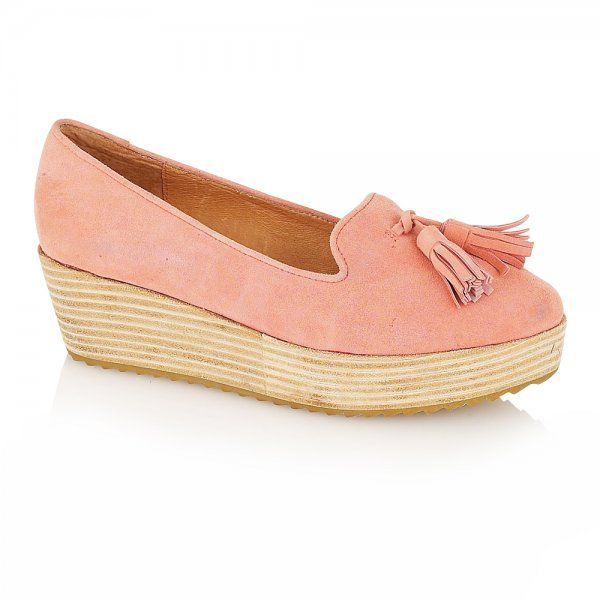 Lucy loafer shoes