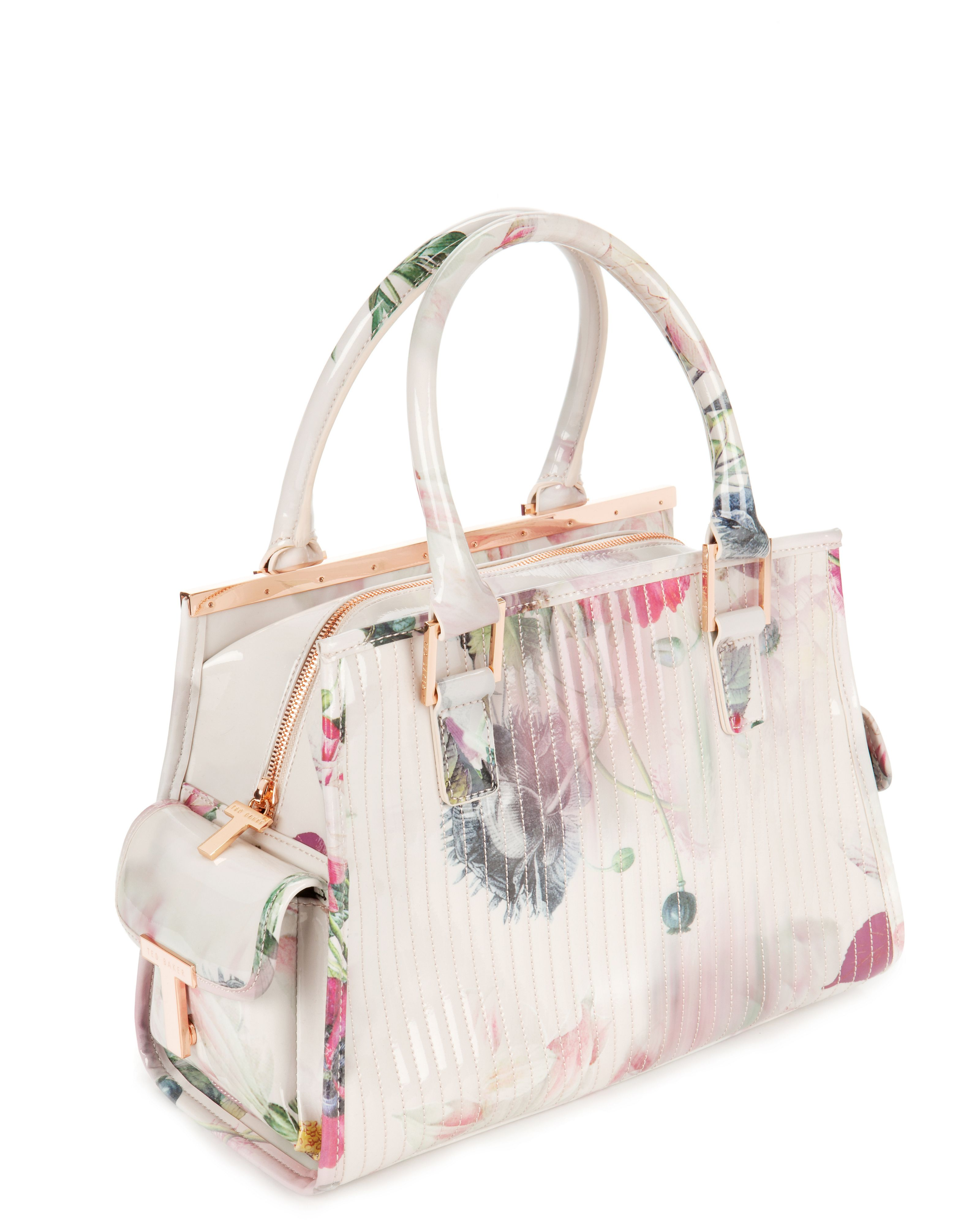 Rasia opulent bloom tote bag