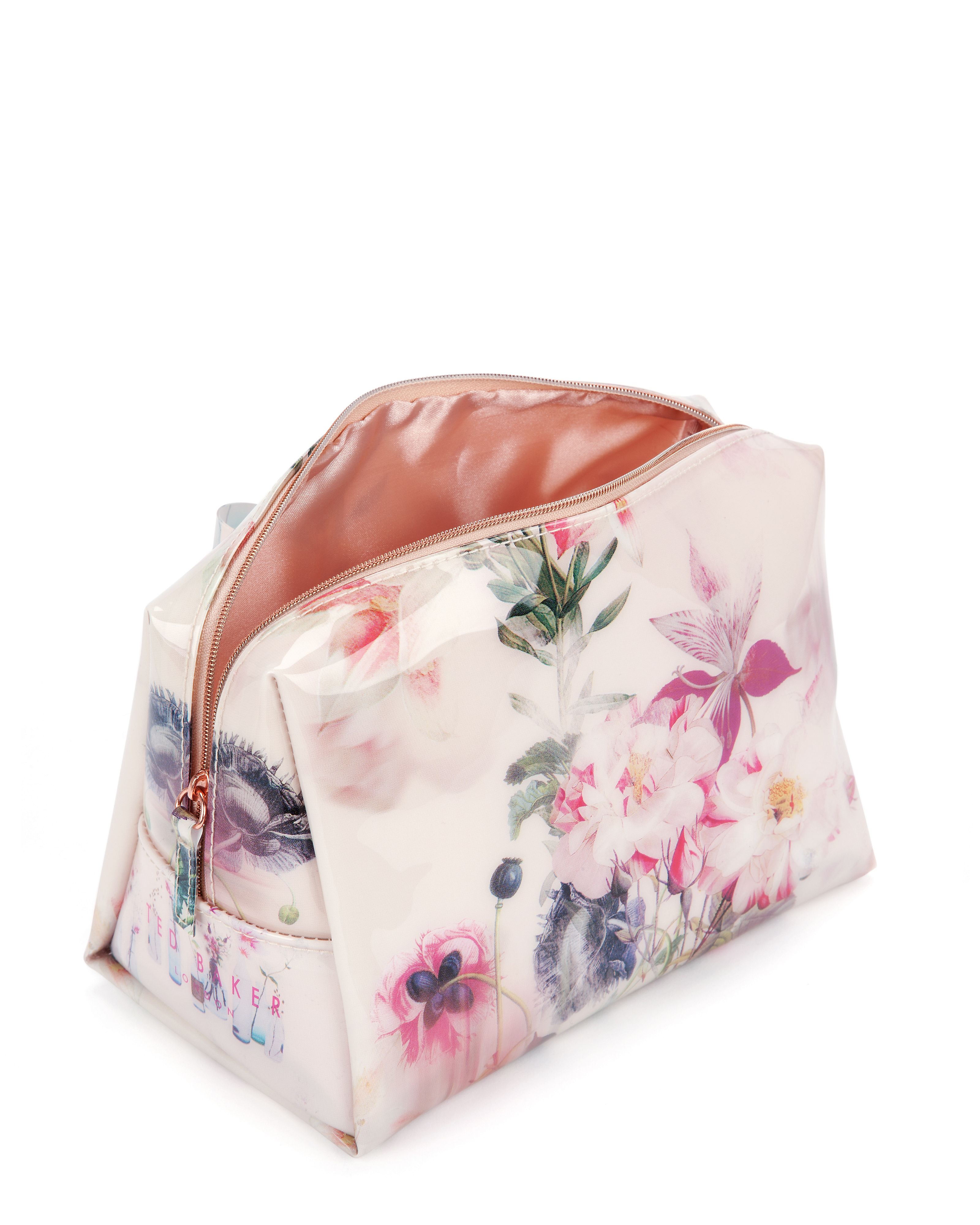 Ebyo opulent bow large wash bag