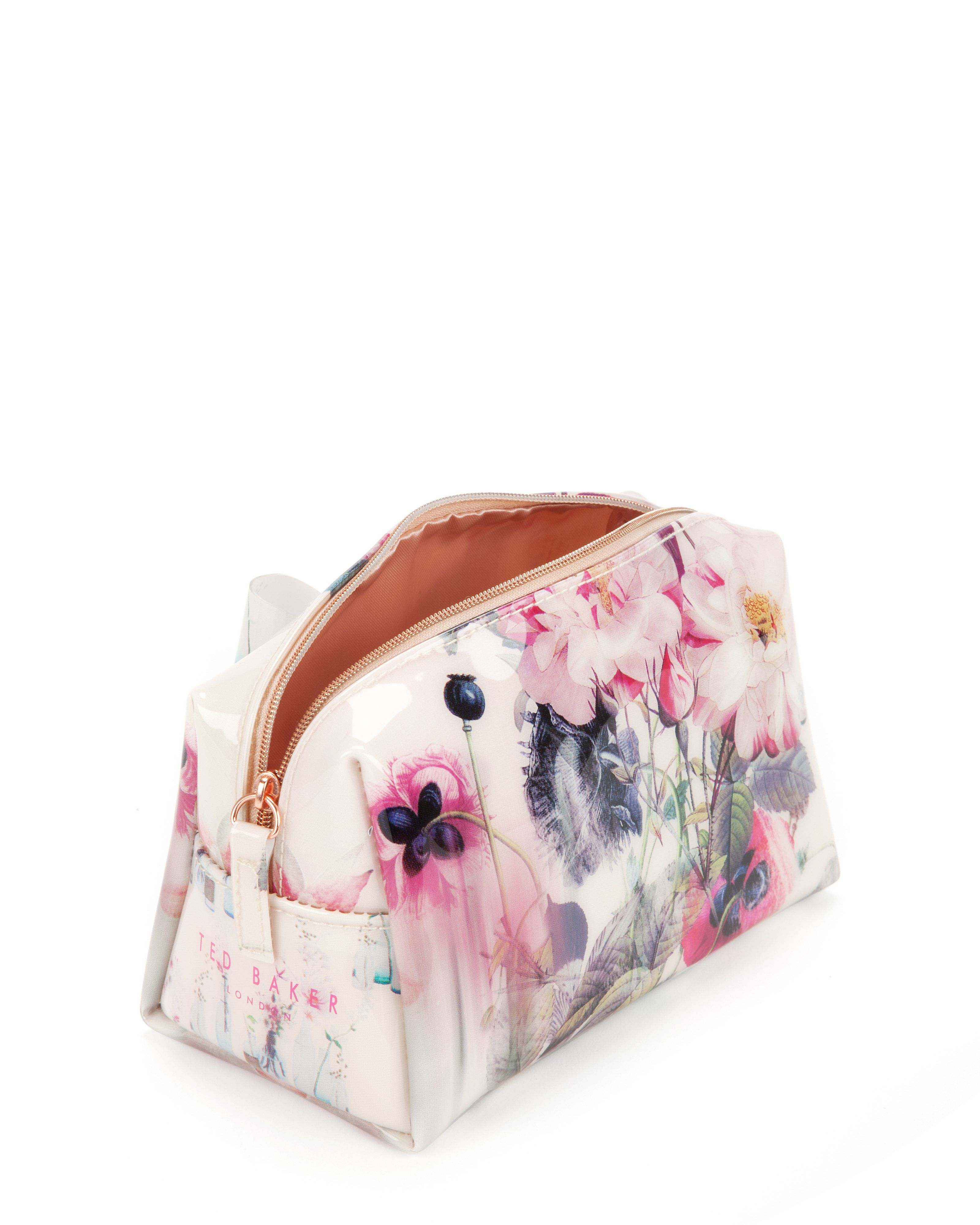 Wauwau opulent bow small wash bag