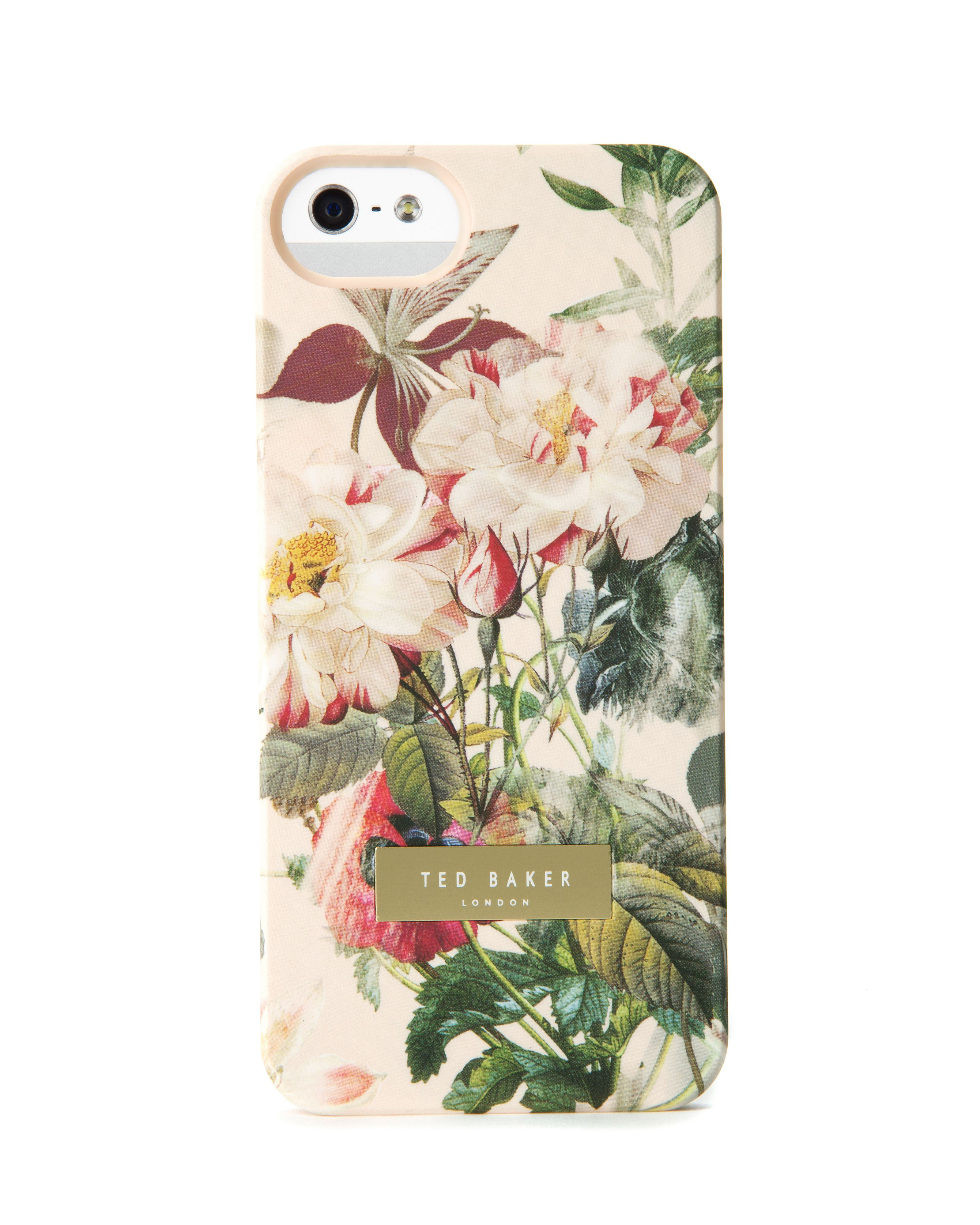 Susu opulent bloom iphone case