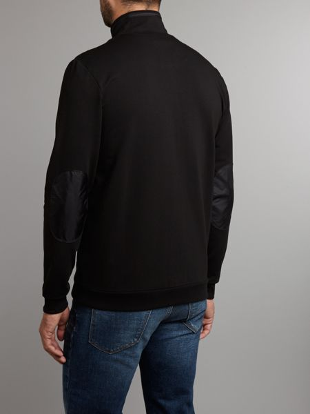 Hugo Boss Zip through sweat