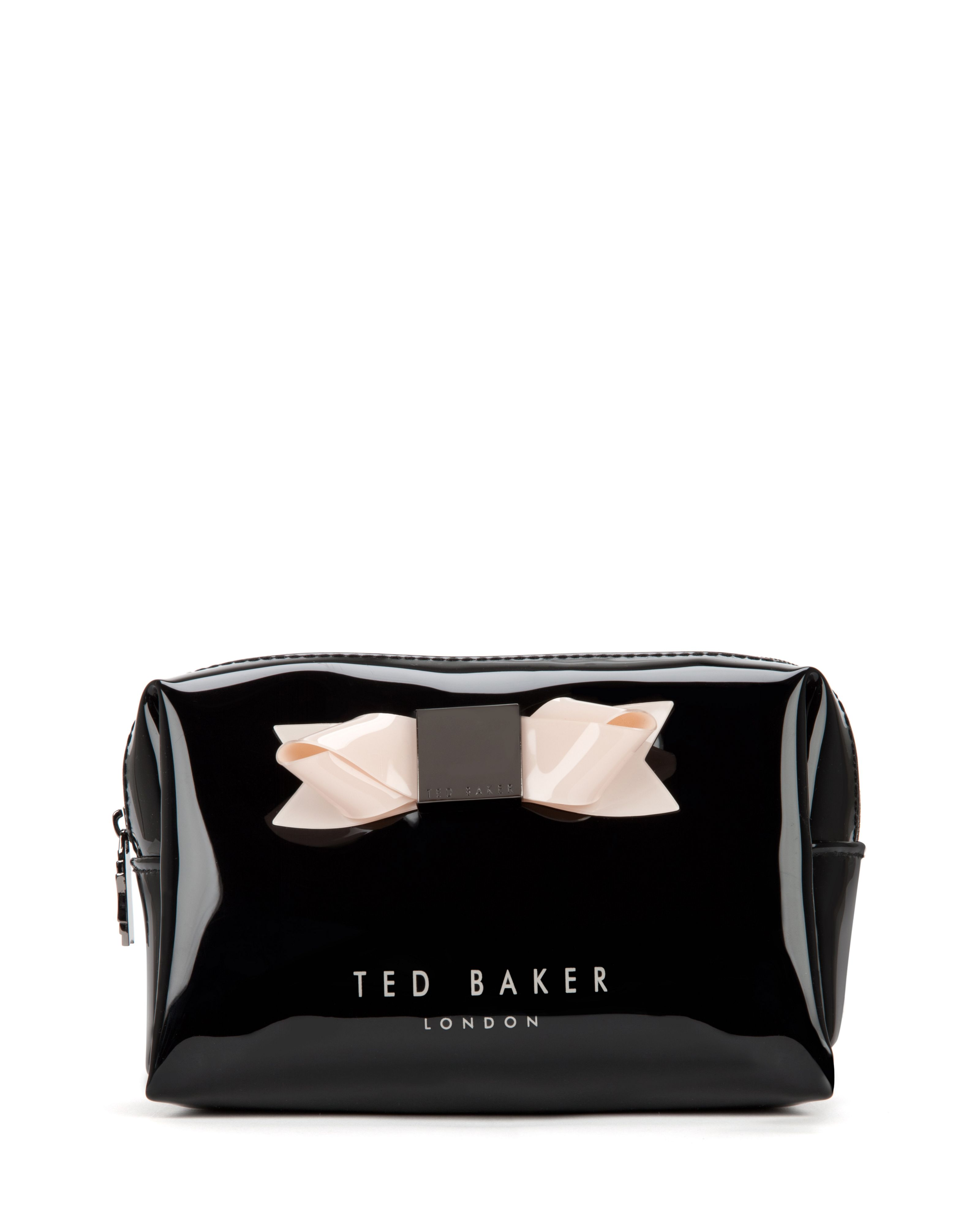 Kace small bow wash bag