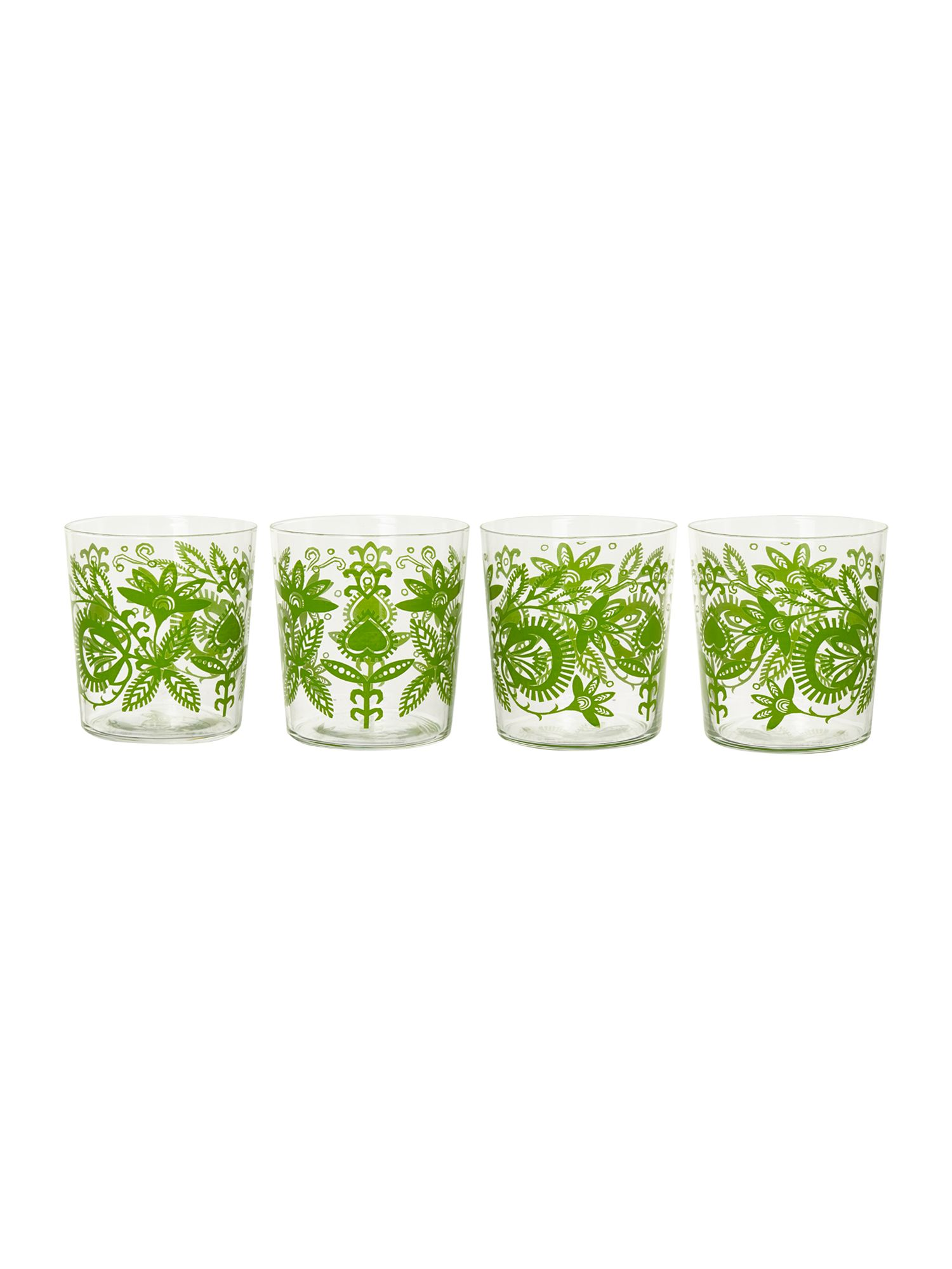 Ania tumbler set of 4