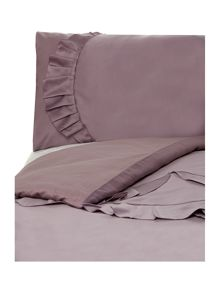 Evangeline amethyst housewife pillowcase