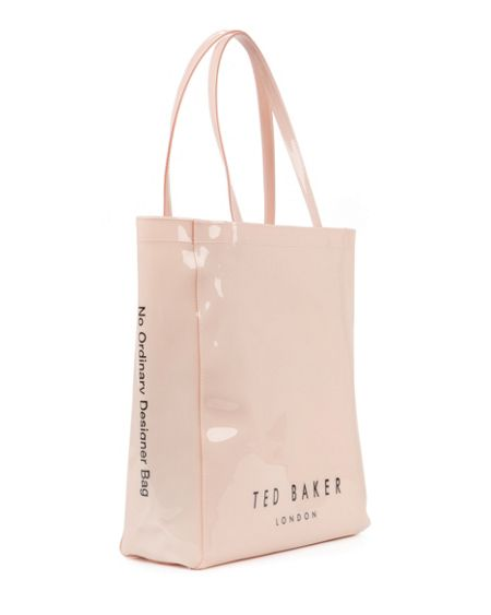 Ted Baker Larcon bow shopper bag