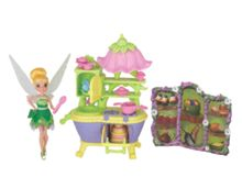 Tink`s Fairy Kitchen Fairy World Playset
